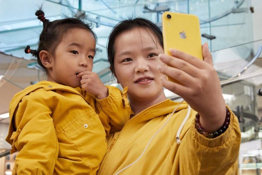 Chinos apoyan Huawei renunciando a iPhone