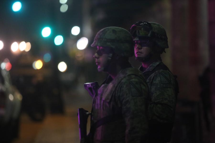 La Guardia Nacional iniciará operaciones el 30 de junio