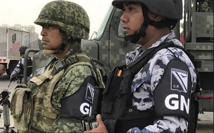Guardia Nacional ya es legal y puede operar en el país