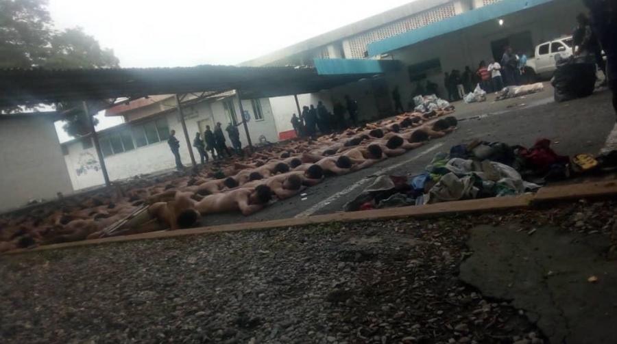 Motín en Venezuela deja 29 muertos