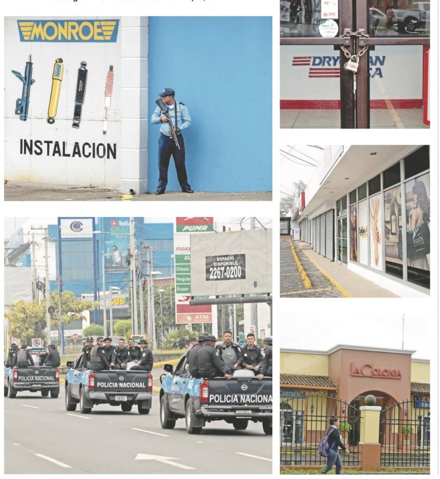Oposición paraliza Nicaragua para exigir libertad de presos