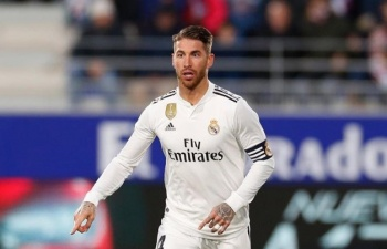 Sergio Ramos no descarta una salida del Real Madrid