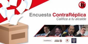 Califica el rendimiento de tu Alcaldía: Cuajimalpa de Morelos, Cuauhtémoc, Gustavo A. Madero, Iztacalco