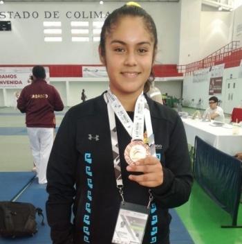 Quintana Roo se lleva el bronce en Olimpiada Nacional de Judo