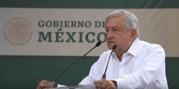 En Zacatecas, AMLO confía en erradicar la corrupción