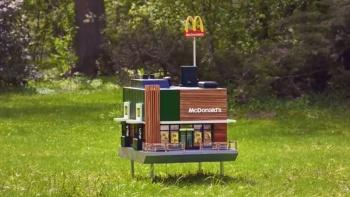 McDonalds crea
