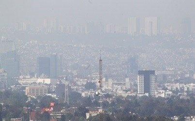 Reportan mala calidad de aire en Coyoacán con 104 puntos de ozono