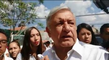 Acepta AMLO renuncia de Josefa González Blanco
