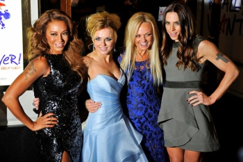 Spice Girls regresan a los escenarios sin Victoria Beckham