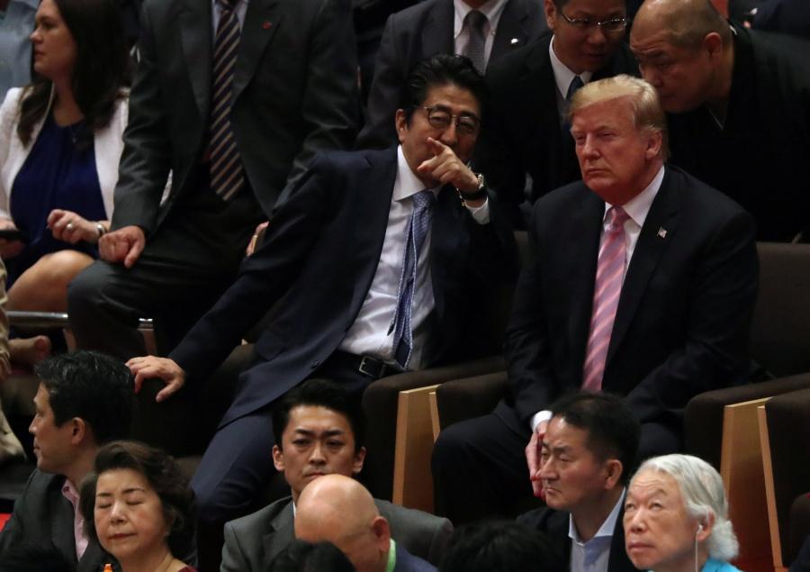 Japón y Estados Unidos, posponen acuerdos comerciales