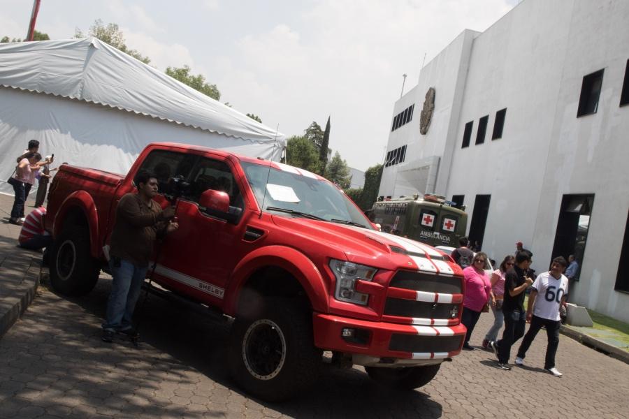 """Recauda subasta de autos """"machuchones"""" 28 millones de pesos"""