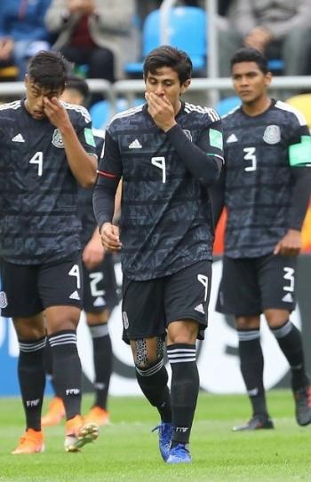 Japón golea a México en el Mundial Sub-20