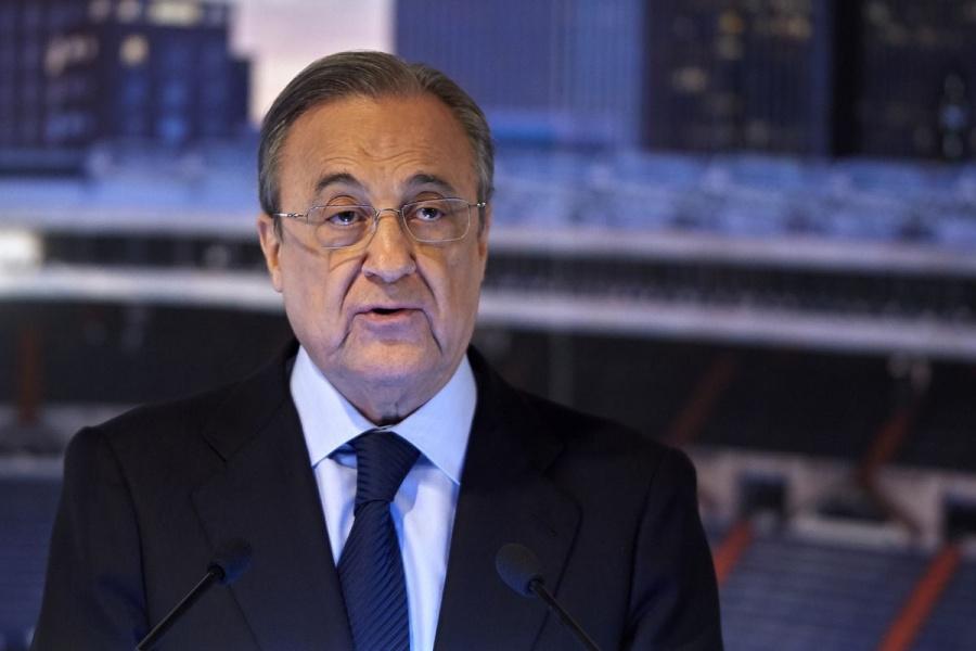 Florentino Pérez avisa: 'Sergio Ramos no saldrá gratis del Madrid'