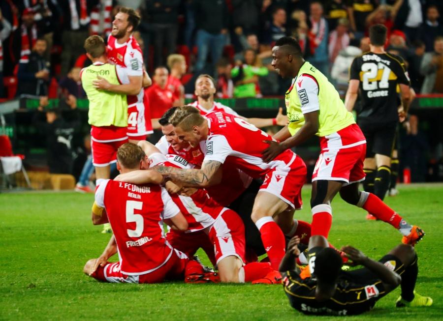 Unión de Berlín desciende al Stuttgart en la Bundesliga