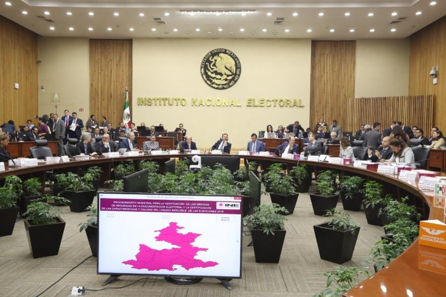 PREP listo para elecciones en Puebla, anuncia INE