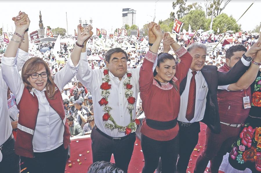 """Con sus votos este 2 de junio vamos a ganar"""""""