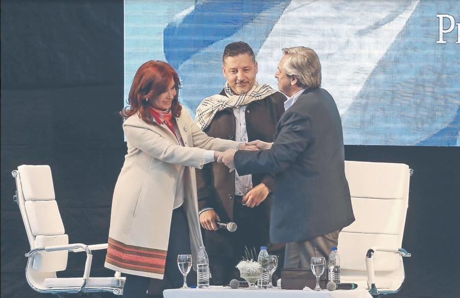 Pese a juicios, Kirchner a 0.4% de la vicepresidencia