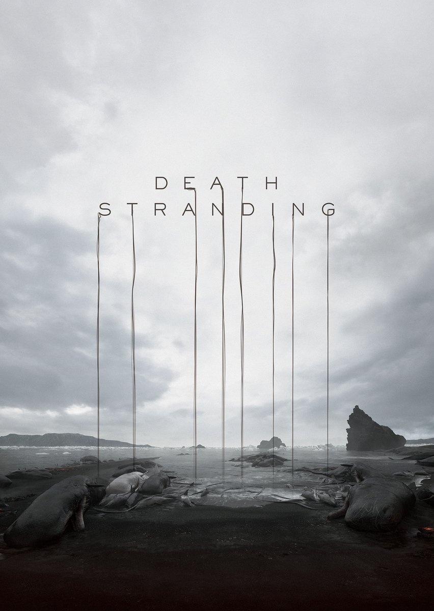 Nueva información de Death Stranding