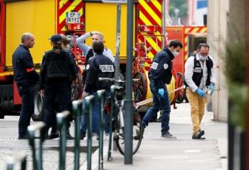 Detienen a 3 personas relacionadas con explosión en Lyon