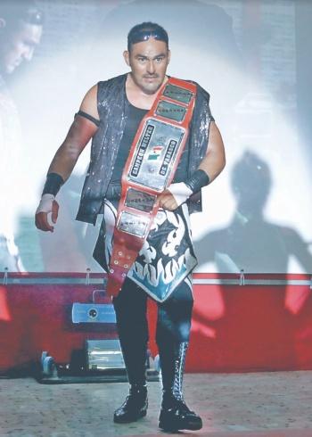El Corsario Jr. arrasa con 12 rivales en Dragonmanía XIV