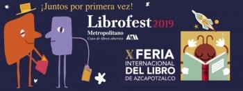 """Inicia el """"Librofest 2019"""" de la UAM Azcapotzalco"""