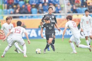 México agoniza tras goleada de Japón