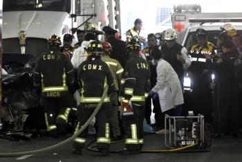 Dictan prisión preventiva a conductor que provocó accidente en Constituyentes