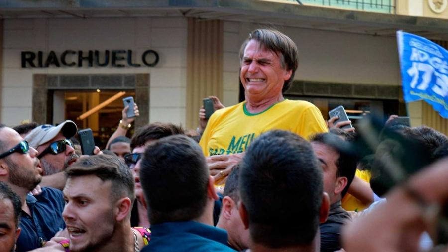 Atacante de Bolsonaro no irá a la cárcel por trastorno mental