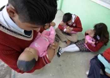 En México, cuatro millones de niñas y jóvenes están embarazadas