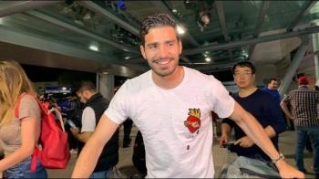 Antonio Briseño llega a Guadalajara y espera cerrar fichaje con Chivas