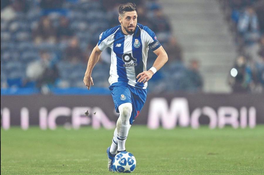 Herrera llega a Madrid para firmar como Colchonero
