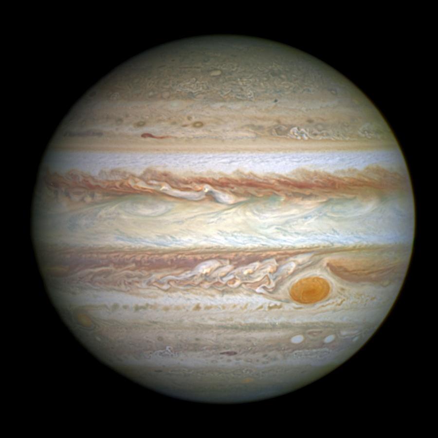 Júpiter se acerca a la Tierra