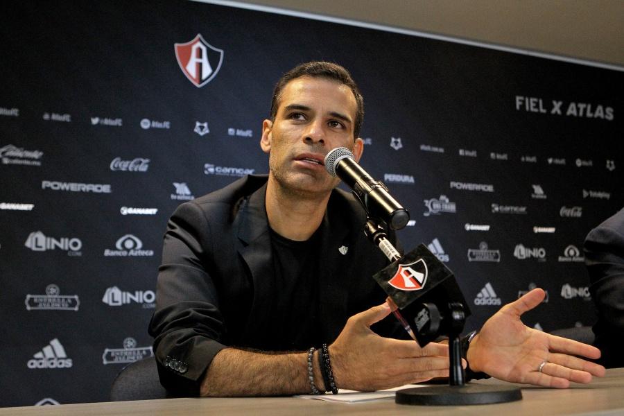 Rafa Márquez critica a jugadores que no van al Tri