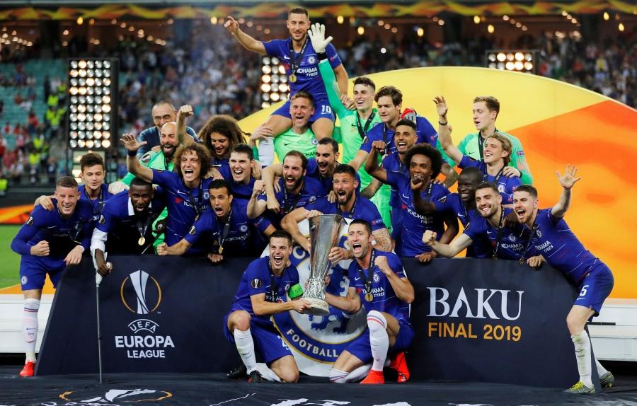 Chelsea se corona en la Europa League