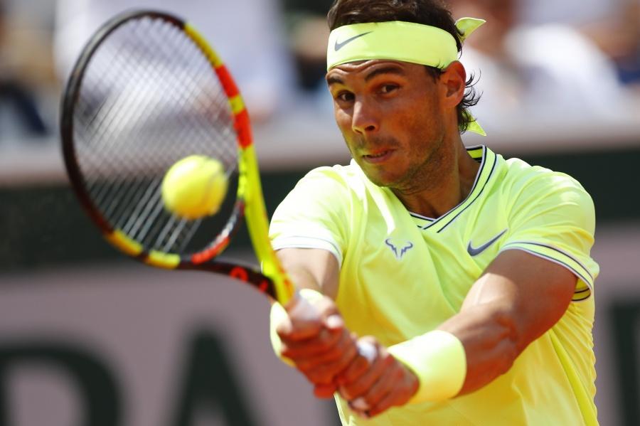 Nadal vence a Naden y pasa a tercera ronda de Roland Garros
