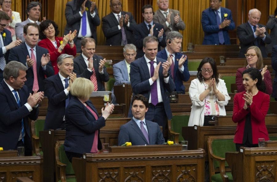 Trudeau presenta al Parlamento nuevo acuerdo comercial con EU y México