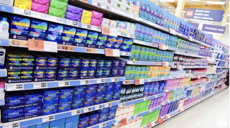 Propone diputada que no se cobre IVA a productos de higiene femenina