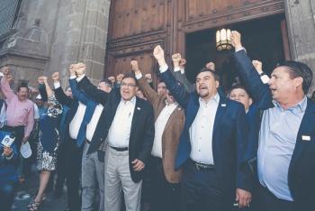 Celebra SNTE respuesta del Gobierno a peticiones