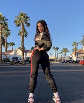 Rosalía adelanta previo de su próximo vídeo