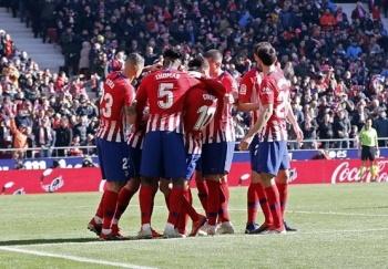 Atlético de Madrid viene a México para enfrentar al Atlético de San Luis