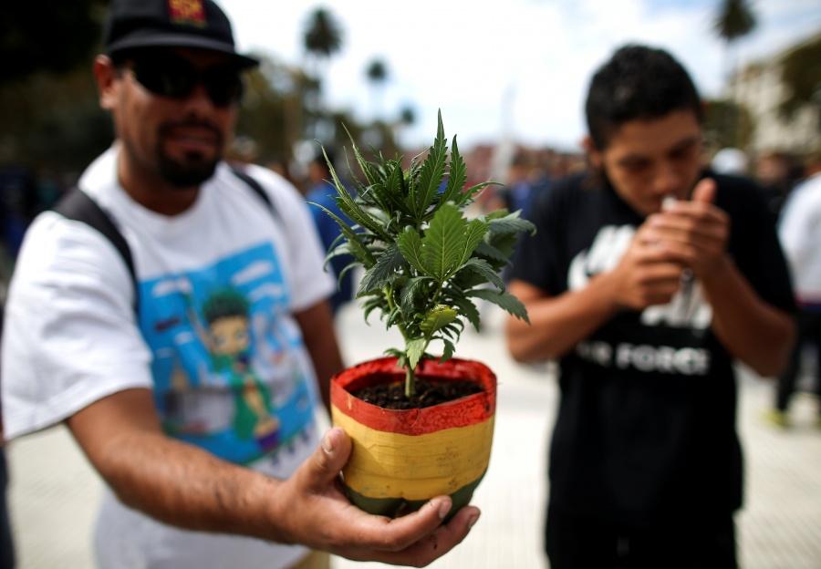 Google Play prohíbe la venta de marihuana a través de apps