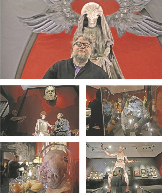 Del Toro abre su Habitación Secreta de Monstruos a México