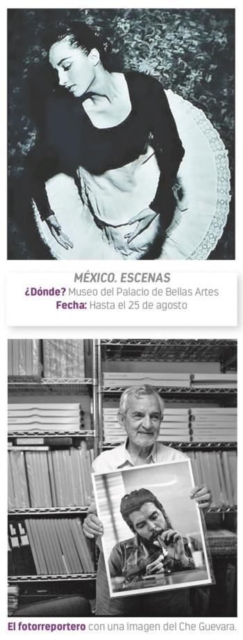 En 117 fotos Rodrigo Moya expone las contradicciones de México