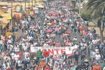CNTE niega acuerdo con el Ejecutivo sobre la Educativa