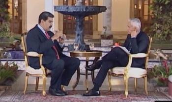 Univisión recupera entrevista de Jorge Ramos a Maduro