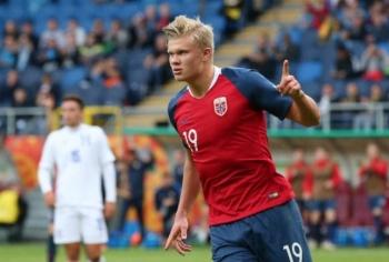 Noruego hace historia y anota nueve goles a Honduras en Mundial Sub-20