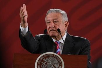 López Obrador habla sobre la explosión contra Citlalli Hernández