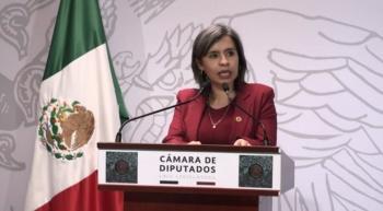 Diálogo el mejor camino para llegar a soluciones y no con atentados o actos intimidatorios: Wendy Briceño