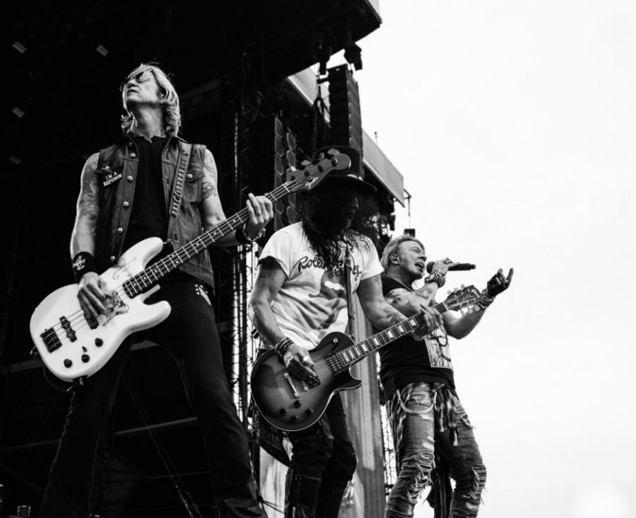 Guns N' Roses, confirma conciertos en México