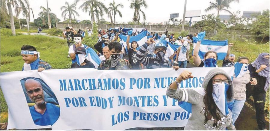 """Ortega """"libera"""" a 50 de 600 presos políticos para aplacar a Oposición"""